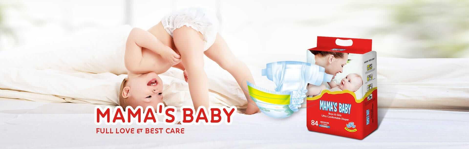 Mama'S Baby Diaper