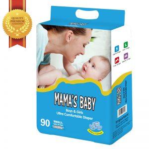 newborn baby diaper size