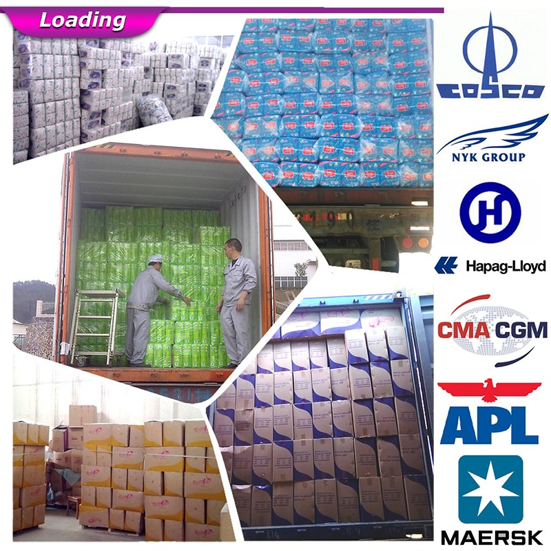 sanitary napkin wholesale