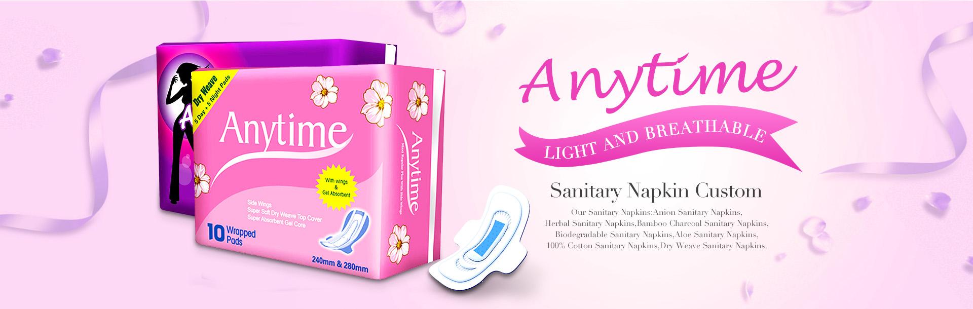 Anytime Sanitary Pad