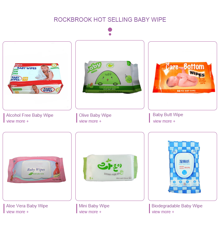 chemical free baby wipes