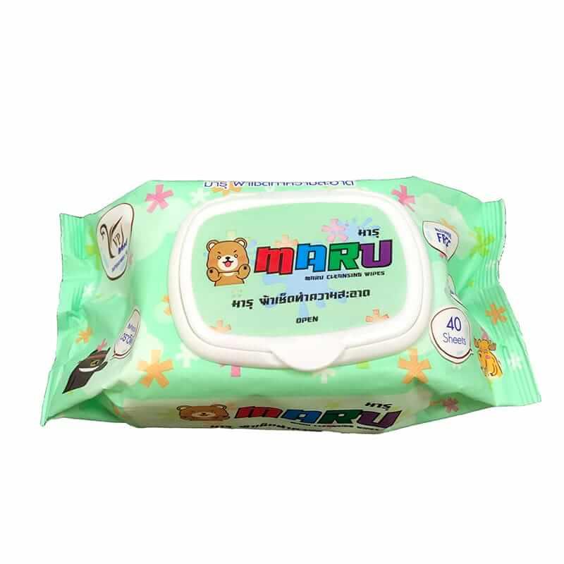 antibacterial baby wipes