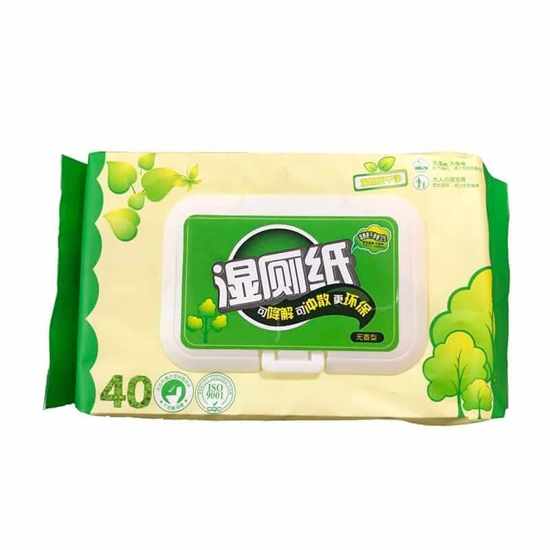 biodegradable toilet wipes