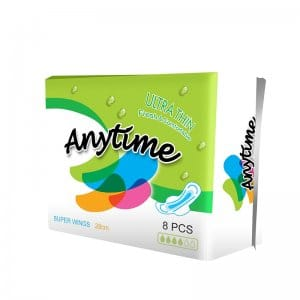 pads for heavy periods