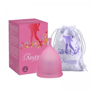 natural menstrual cup