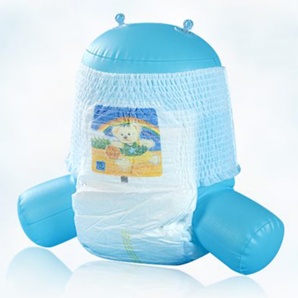pant style diapers