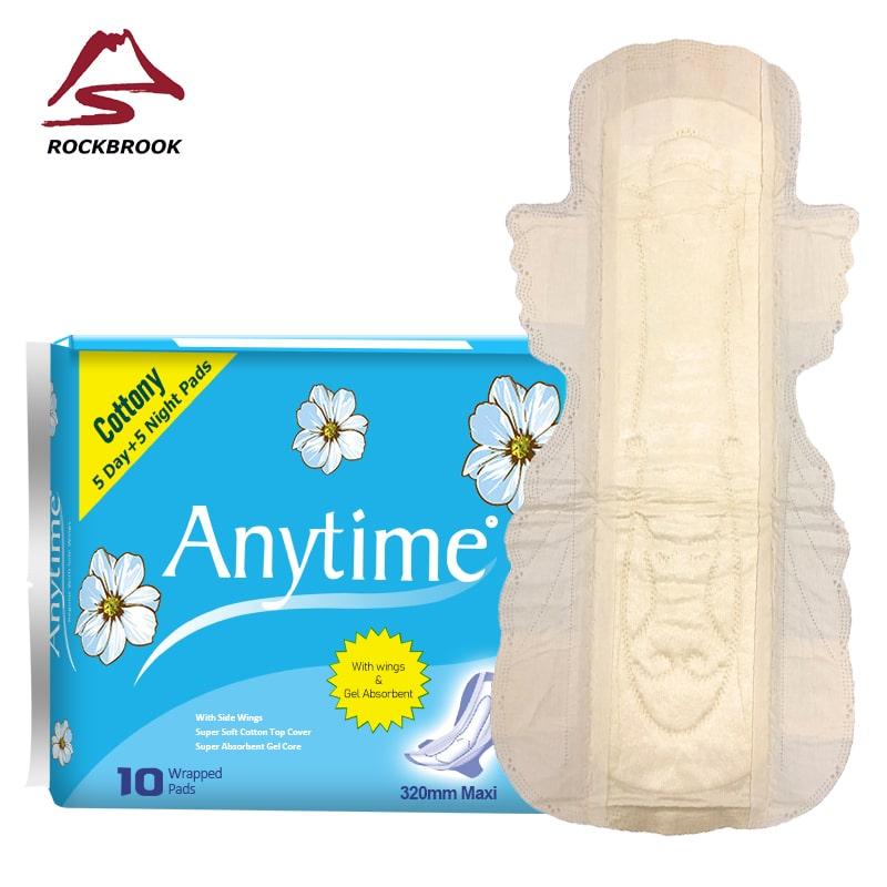 biodegradable pads