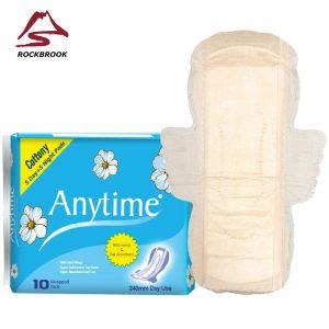 biodegradable sanitary napkins