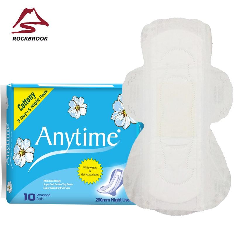 women's hygiene pads