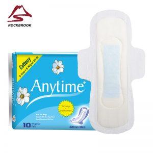 disposable cotton menstrual pads